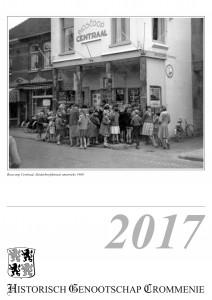 2017 kalender voorblad